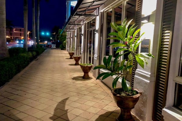 Architectural lighting of naples florida