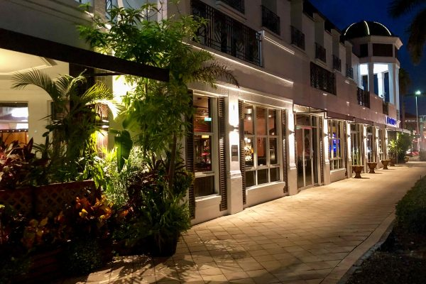 Architectural outdoor lighting services of naples florida