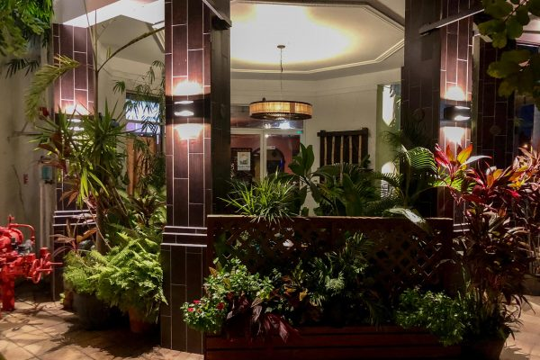 Outddor architectural lighting services of naples florida